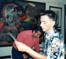 Roger- Didier Hamel - Duta Fine Arts Gallery - Jakarta 1990