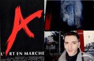 Art -panneaux publicitaires R.Rougan-Toulouse 1988