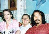 Polo Rouganiou- Peintre Indonésien Sudaryono-1990