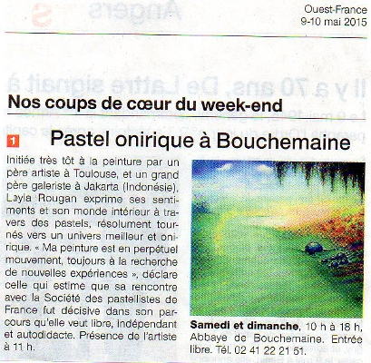 2_Article Presse- 9 mai 2015_ Ouest France- Rougan