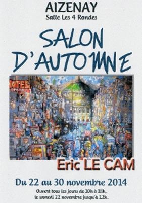 Salon d'Automne d'Aizenay 2014 - Layla Rougan