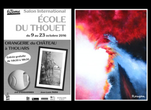 62e Salon International de Thouars - Layla Rougan -