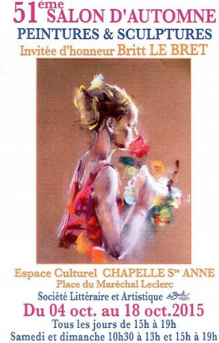 Rougan's Art -Salon d'Automne - La Baule