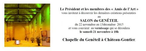 Salon Chateau Gontier 2015_ Rougan- fb